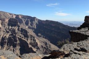 Jabal Shams atau pegunungan Shams