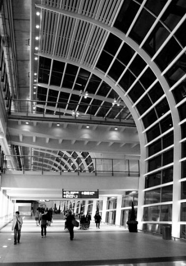 Hongkong Int'l Airport (HKIA)