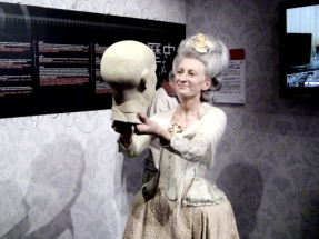 the madame herself