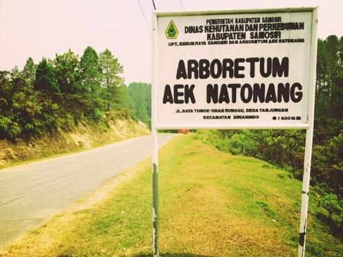 Arboretum Aek Natonang