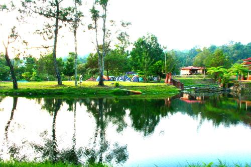 selamat pagi dari Mandalawangi