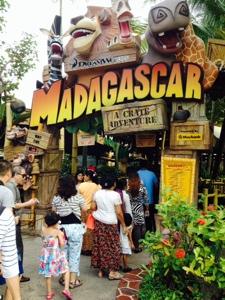 wahana Madagascar