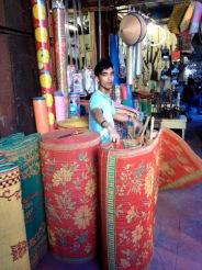 Penjual Tikar