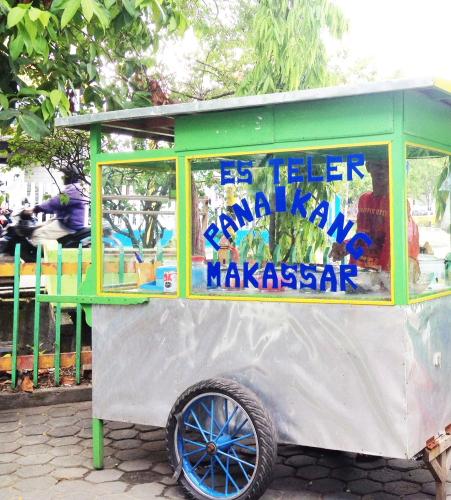 Gerobak Es Teler Panaikang Makassar