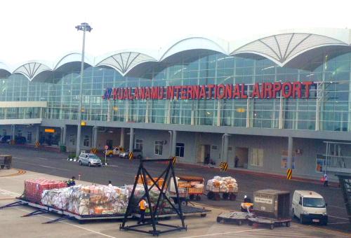 KUALANAMU INT'L AIRPORT