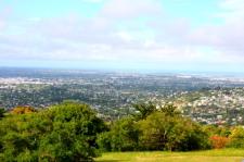 Christchurch from Cashmere Hills