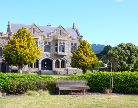 Sign of The Takahe