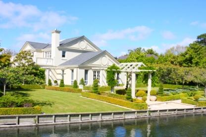 rumah orang kaya