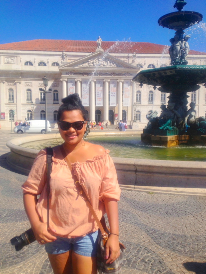 Summer in Lisbon 2013 (foto: dok.pribadi)
