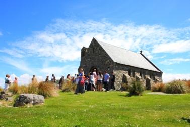 The Church of Good Shepherd