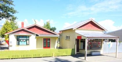 Tipikal rumah-rumah di Selandia Baru