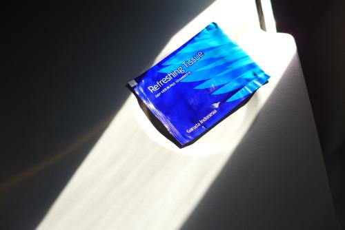 refreshing tissue
