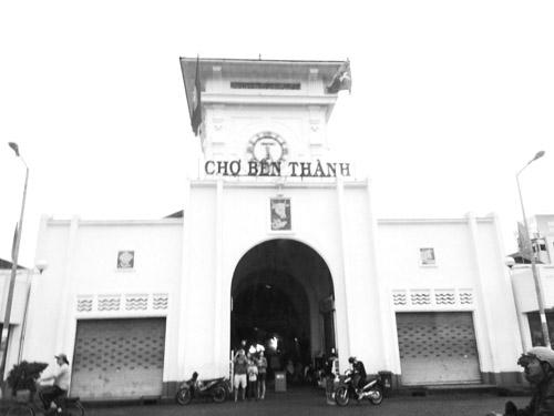 Pasar Ben Thanh