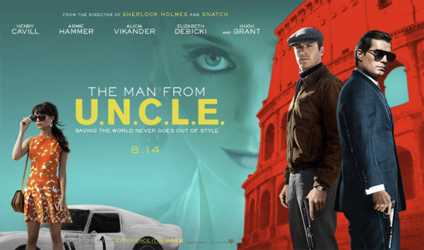 keep calm and watch the man from uncle