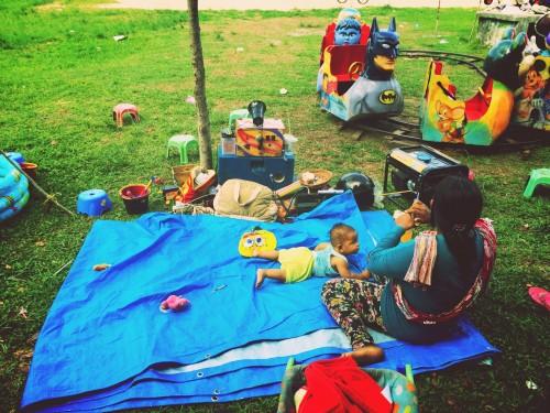 piknik sama batman