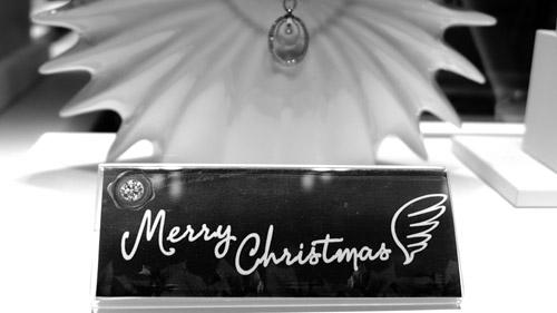 Merry Christmas, Merry Pendant!
