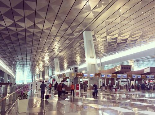 terminal ultimate bandara soetta