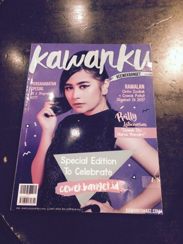 majalah kawanku