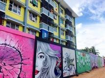 kampung warna-warni balikpapan