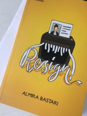Buku Bagus dari Almira Bastari:Resign