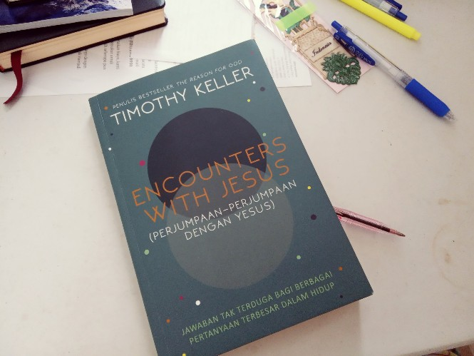 Encounters with Jesus – TimothyKeller